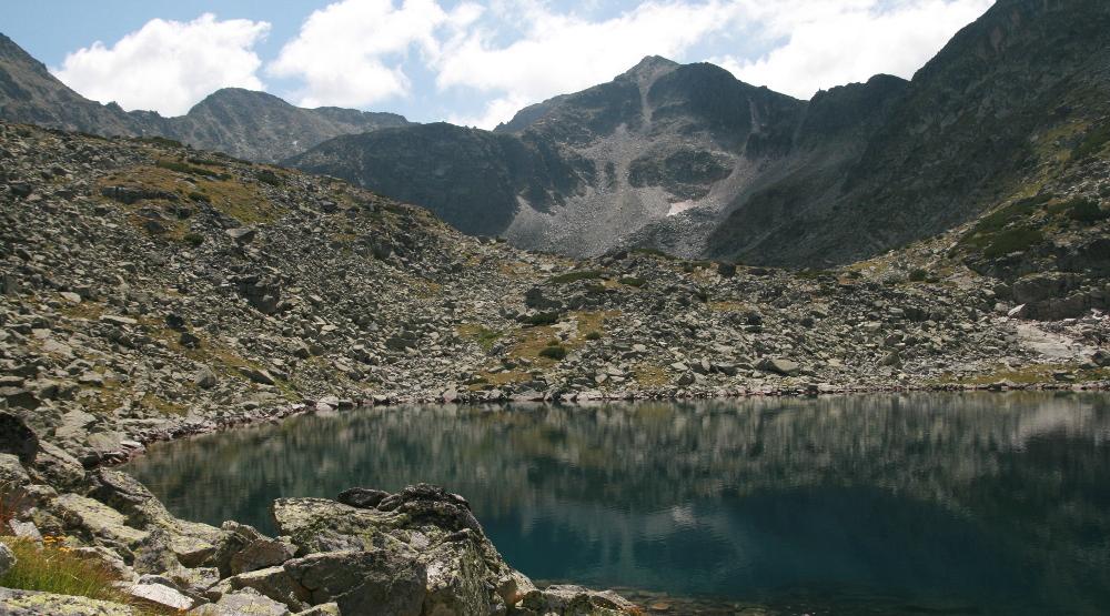 Musala top of the Balkans