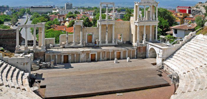 Plovdiv roman teather