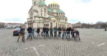 Green Tour Sofia bike