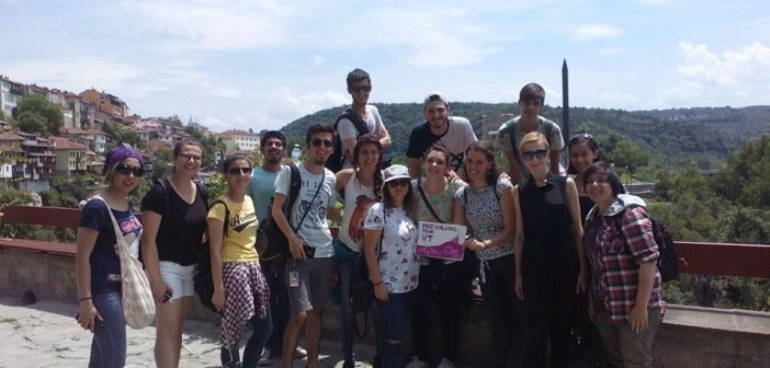 Veliko Tarnovo walking tour