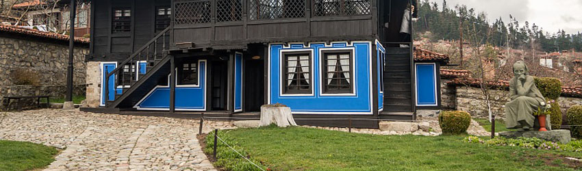 Debelianov's house museum